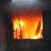 Lämmin savusukellusharjoitus